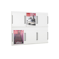 Conducco COA4S32 | Brochure / Magazine display stands | Karl Andersson