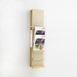 Front Storage FRFT 2566 | Brochure / Magazine display stands | Karl Andersson
