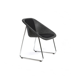 Kola light upholstered | Sedie | Inno