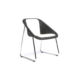 Kola light upholstered | Visitors chairs / Side chairs | Inno