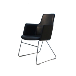 Fortuna low with V-frame | Conference chairs | onecollection