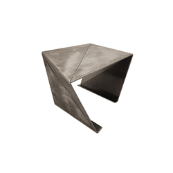 aluFold | Poufs | xbritt moebel