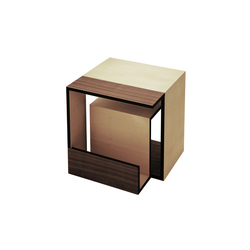 moebius Cube | Side tables | xbritt moebel