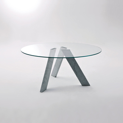Fix round table | Tables de repas | Former