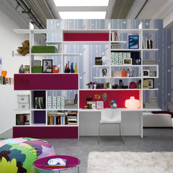 Set Home Office | Shelving systems | Former