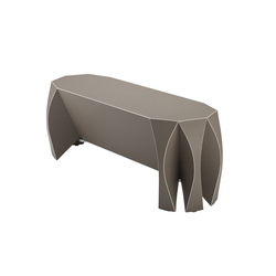 NOOK bench beige | Bancs de restaurant | VIAL