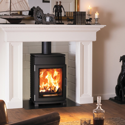 Chester compact | Wood burning stoves | Austroflamm