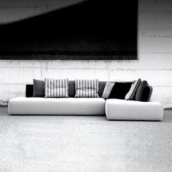 Conversation | Sofás lounge | Erba Italia