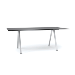 Neat table | Dining tables | Kristalia