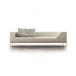 Culture Club | Lounge sofas | Erba Italia