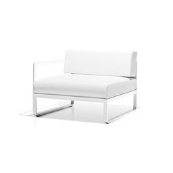 Sit side module | Fauteuils | Bivaq