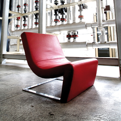 One | Lounge chairs | Erba Italia