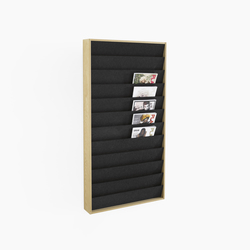 Ridå RIV64 | Brochure / Magazine display stands | Karl Andersson