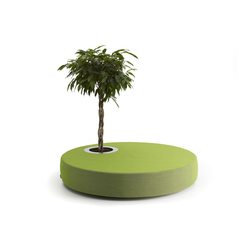 Green Islands | Plant holders / Plant stands | OFFECCT