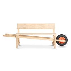 Wheelbench | Benches | Weltevree
