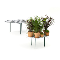 Green Pads | Plant holders / Plant stands | OFFECCT