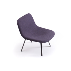 Pal | Poltrone lounge | OFFECCT