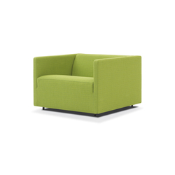 Float Easy chair light | Poltrone lounge | OFFECCT