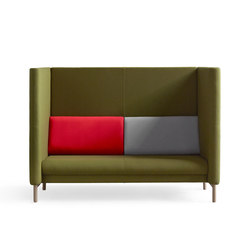 Pacific High Sofa | Divani lounge | +Halle