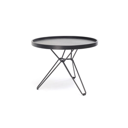 Tio Tray Round | Side tables | Massproductions