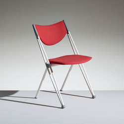 Conpasso fixed chair | Chairs | Lamm