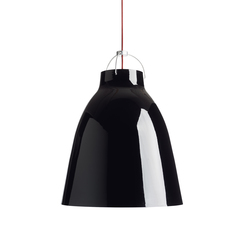 Caravaggio™ | Black P4 | Suspended lights | Fritz Hansen