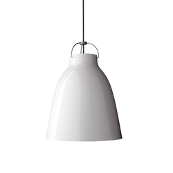 Caravaggio White P3 | Suspended lights | Fritz Hansen