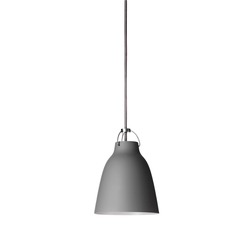 Caravaggio Matt P1 Dark Grey | General lighting | Fritz Hansen
