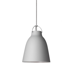 Caravaggio Matt P2 Light Grey | Iluminación general | Fritz Hansen