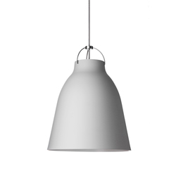 Caravaggio Matt P3 Light Grey | Iluminación general | Lightyears