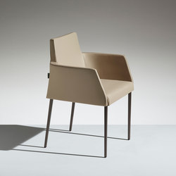 Fleet | Visitors chairs / Side chairs | Lamm