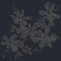 Flower Antracita | Ceramic slabs | Porcelanosa