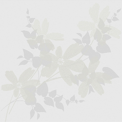 Flower Blanco | Ceramic panels | Porcelanosa