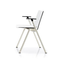 HL3 Fixed chair | Sillas multiusos | Lamm
