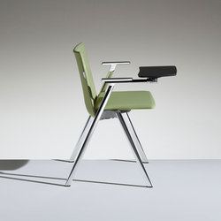 HL3 Fixed chair | Sillas | Lamm