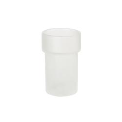 GROHE Ondus® Digitecture Glass | Portacepillos / portavasos | GROHE