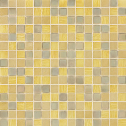 Amber Collection | Ambra | Mosaïques carrées | Bisazza