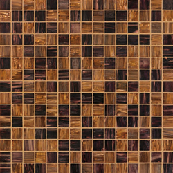 Amber Collection | New Cipro | Mosaïques carrées | Bisazza