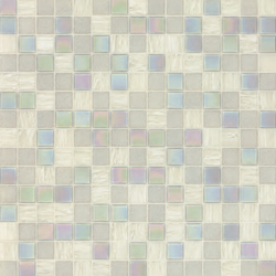 Pearl Collection | Laura | Mosaike quadratisch | Bisazza
