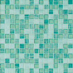 Aqua Collection | Mariolina | Mosaïques carrées | Bisazza
