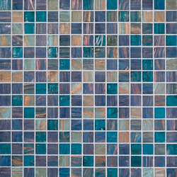 Aqua Collection | Acquario | Mosaici quadrati | Bisazza