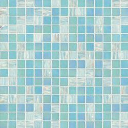 Blue Collection | Audrey | Glass mosaics | Bisazza