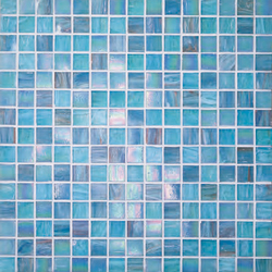 Blue Collection | Sophia | Mosaici quadrati | Bisazza