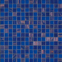 Blue Collection | Lidia | Mosaici in vetro | Bisazza