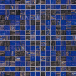 Blue Collection | Elsa | Glass mosaics | Bisazza