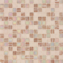 Rose Collection | Roberta | Mosaike quadratisch | Bisazza