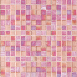 Rose Collection | Diana | Mosaïques carrées | Bisazza
