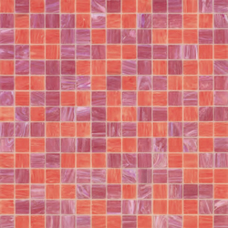 Rose Collection | Sara | Mosaïques carrées | Bisazza