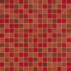 Rose Collection | Noemi | Mosaike quadratisch | Bisazza