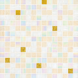 Gold Collection | Alessandria | Mosaike quadratisch | Bisazza